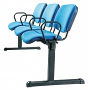 Кресло для актового зала с подлокотником www.amb.gl.uz