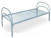 Кровать хлопкороба (металлическая)