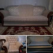 Продается диван и одно кресло