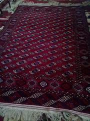 Туркменские ковры в отличном состоянии